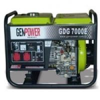 Бензиновые генераторы и дизельные электростанции WFM