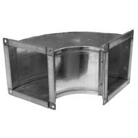 Фасонные изделия прямоугольные оц. ст. 0,7 мм