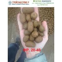 керамзит фр. 20-40 в мешках