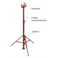 Стойка телескопическая для опалубки перекрытий 3,1м-4,5м