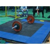 Резиновая плитка 500х500 40мм Фитнес  РП-Classic 40