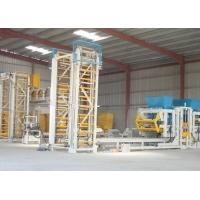 Линии по производству бетонных блоков, брусчатки. Sumab