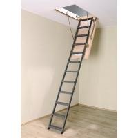 Складная металлическая чердачная лестница Fakro LWM
