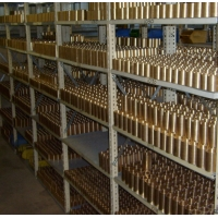 БрХ-08, БРХ, БРХ08, хромистая бронза, бронзовые вкладыши