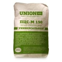 Песчано-цементная смесь UNION-MIX М-150