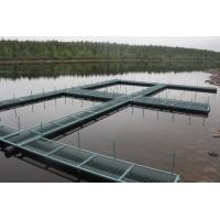 Садок для выращивания рыбы