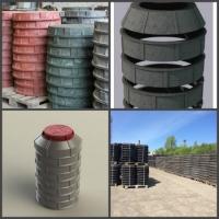 Полимерные люки и колодцы от производителя