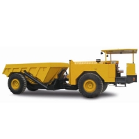 шахтный подземный грузовик  DQ10, DQ20