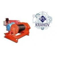 Лебедка электрическая монтажная ТЛ-9а ООО Кранов
