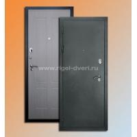 Дверь входная металлическая Эра 1 Серебро