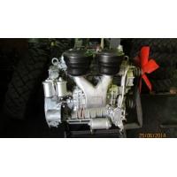 Двигатель ЯАЗ 204