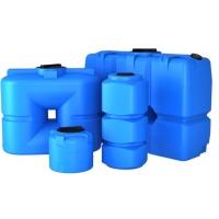 Емкости пластиковые для воды и топлива ЭкоПром