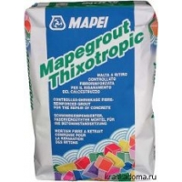 Mapegrout Thixotropic, ремонтная смесь MAPEI
