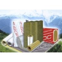 Теплоизоляция, теплоизоляционные материалы, минеральная вата Изорок (ISOROC) Изолайт