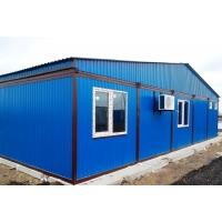 Сборный модуль штаб строительства  Модуль штаб