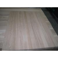 Мебельный цельноламельный щит ЭкоФорест из дуба 40 мм