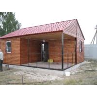 Дачные домики.  Собственное производство
