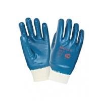 Рабочие перчатки облитые нитрилом