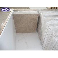 Light Brown Marble Stone Hangmao HMI-MC011