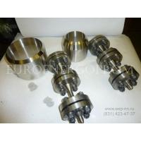 Обечайки стальные ГОСТ 19903-74, обечайки из поковок (втулки)
