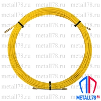 Протяжка для кабеля 6 мм 25 м (УЗК)