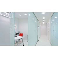 Стеклянные перегородки и двери (межкомнатные, офисные) раздвижны Галерея стекла