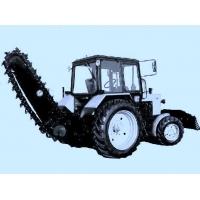 Продам трактор МТЗ 82 с барой (грунторезной установкой)