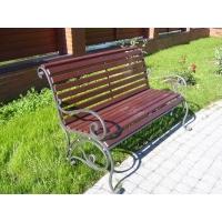 Скамейки садовые, парковые...