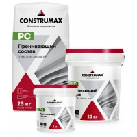Construmax PC - проникающий состав для повышения показателя водо