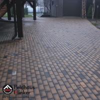 Клинкерная тротуарная плитка брусчатка Feldhaus Klinker