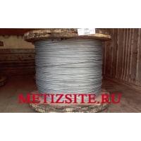 Трос стальной ГОСТ 3064-80 от 100 п.м.