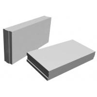 Плиты силикатные полнотелые межкомнатные