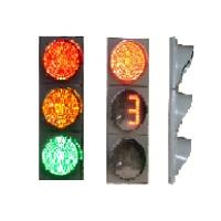 Светофор транспортный светодиодный в квадратном корпусе  Т 1.2-М