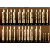 Элементы лестницы: балясины, столбы, перила оптом