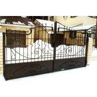 Забор, кованые изделия, сварные, качели, навесы Гефест-Барнаул ворота кованые автоматические откатные