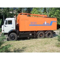 Комбинированная машина Камаз КО-564