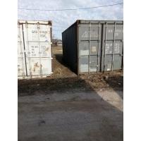 Продается транспортный контейнер 20 футов б/у