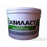 Акрил силиконовый фасадный герметик  Сазиласт 11