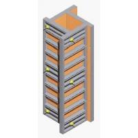 Опалубка стальная Destil (Италия) Column profile 120 мм для устройства монолитных колонн