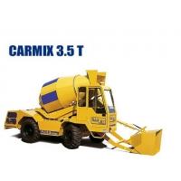 Бетоносмеситель с самозагрузкой CARMIX 3.5 TT