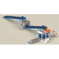 Оборудование для изготовления блоков  PRS-600 макси
