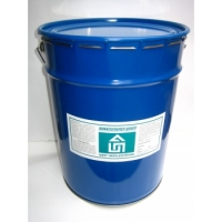 Огнезащитная воднодисперсионная эмаль для металла.  Тексотерм