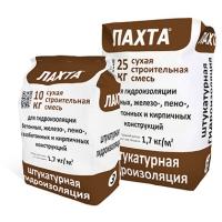 Гидроизоляция штукатурная ЛАХТА