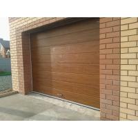 Ворота секционные на гараж DoorHan RSD02