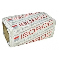 Теплоизоляция минераловатная ISOROC Ультралайт, Изолайт, Изолайт-Л