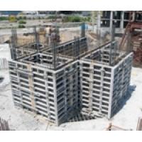 Опалубка стен, колонн, перекрытий, лифтовых шахт Агрисовгаз
