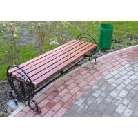 Скамейки для отдыха Сталь-Проект