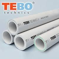 Полипропиленовые трубы Tebo D20-40 ст. 3,4-6,7 PN20