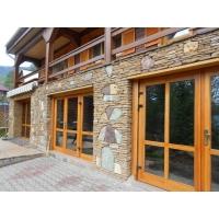 натуральный камень для фасадов цоколей природный камень плитняк