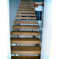 изготовление деревянных лестниц на заказ в Москве
